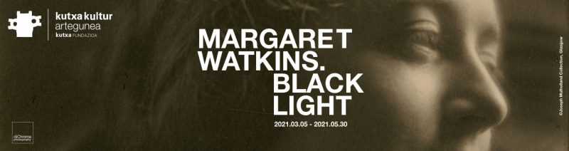 Exposición de Margaret Watkins. Black Light.