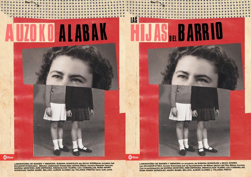 «Hijas del barrio», mujeres de Otxarkoaga.
