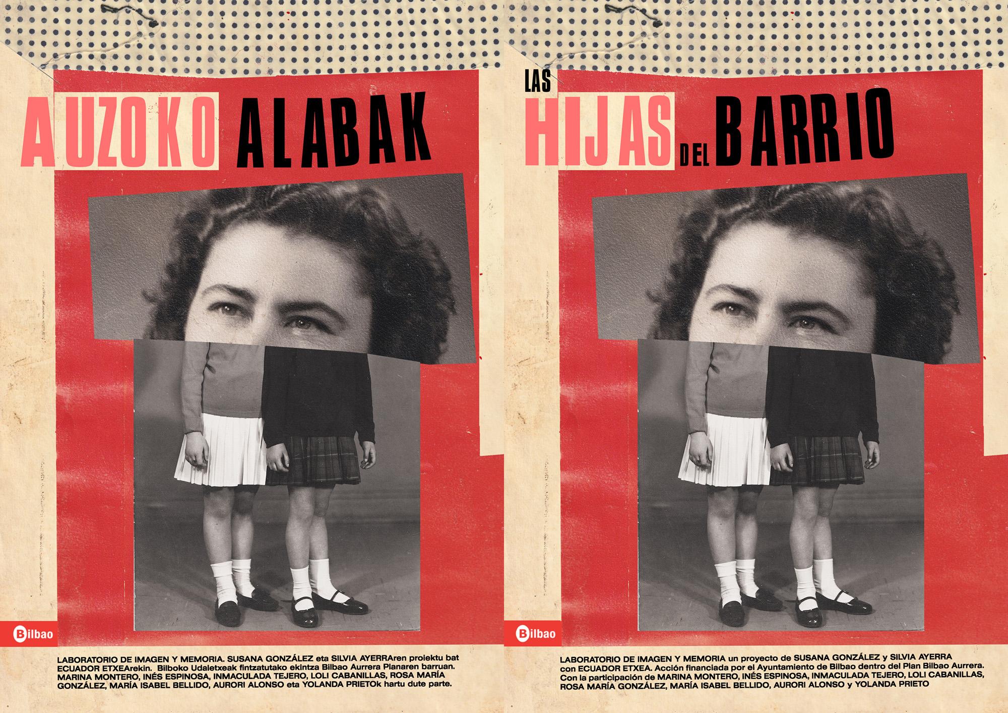 """""""Hijas del barrio"""", mujeres de Otxarkoaga."""