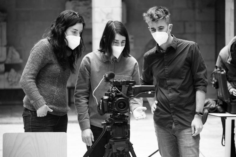 Blackkamera colabora en el documental Norberaren gela.