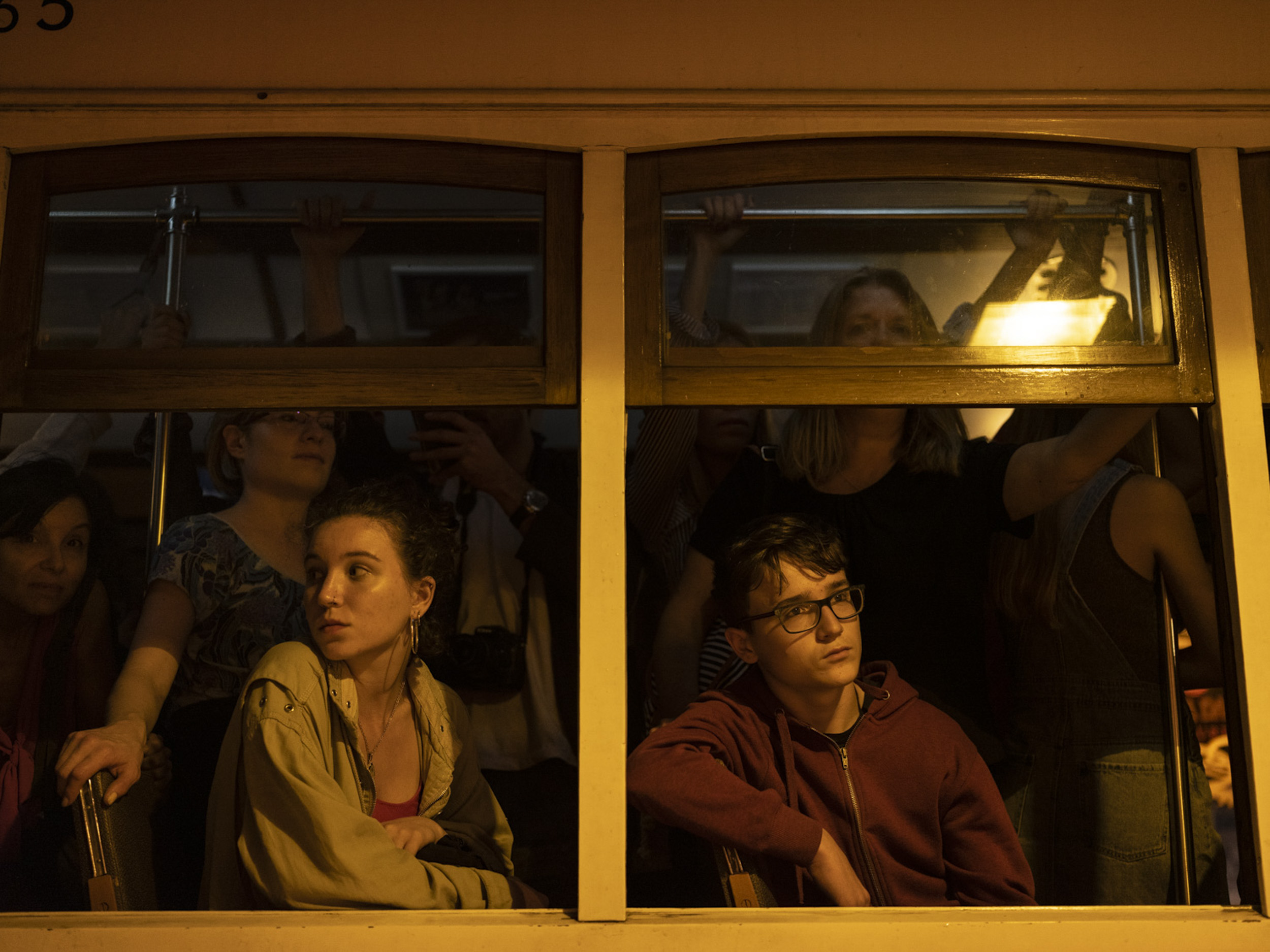 Taller de fotografía de calle en Oporto.