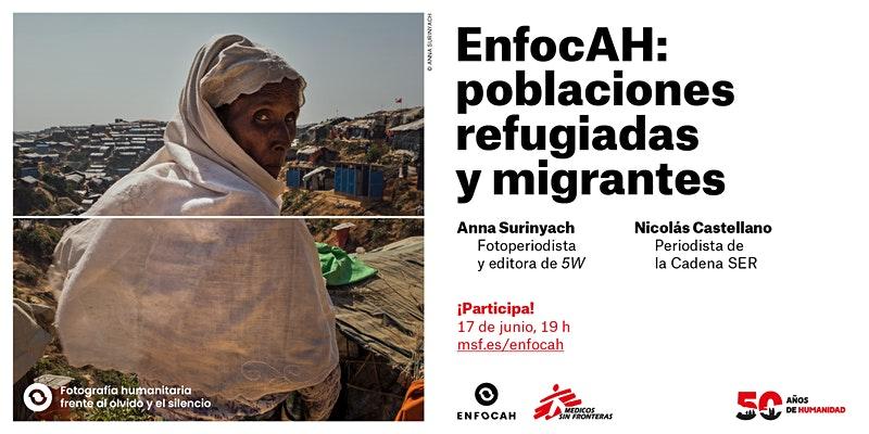 Finalistas proyecto EnfocaH de MSF.