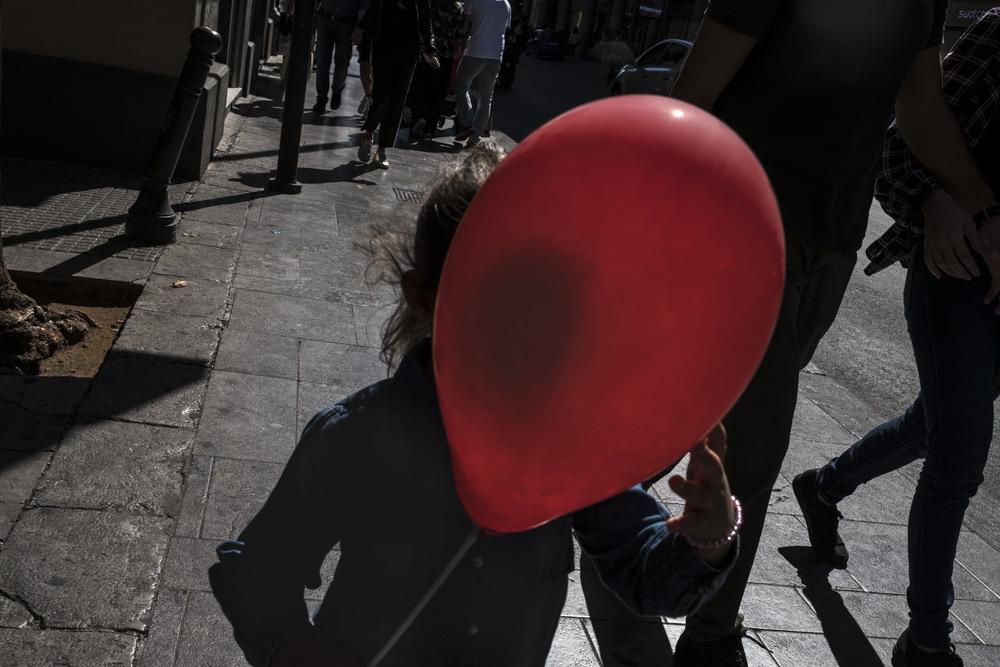 Taller de Fotografía de calle en Palermo.
