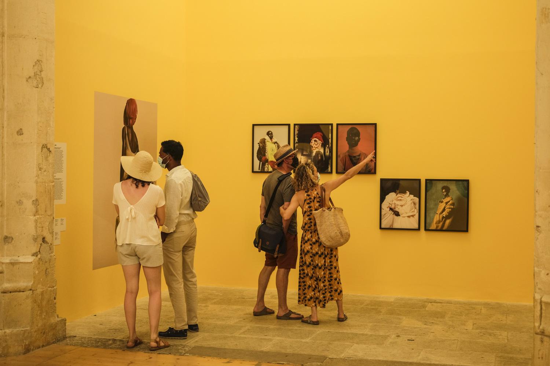 Visita de Blackkamera a Les Rencontres d'Arles.