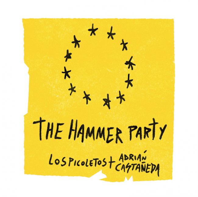 The Hammer Party, con los Picoletos y Adrían Castañeda en Aldama Fabré.